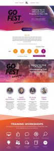 Go Fest Malaysia Website Portfolio